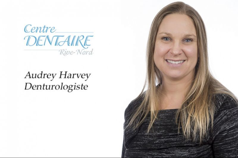 Audrey Harvey - Denturologiste