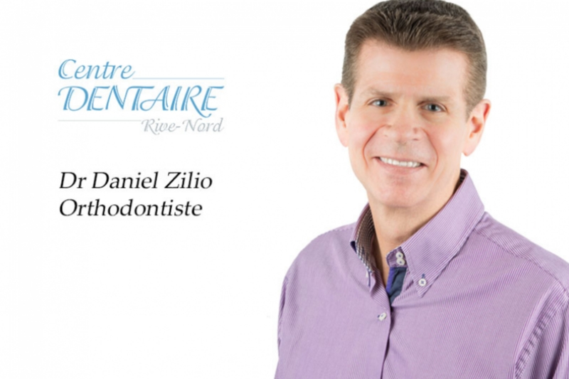 Dr Daniel Zilio - Orthodontiste