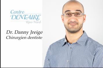 Dr Danny Jreige - Chirurgien dentiste
