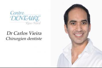 Dr Carlos Vieira- Chirurgien dentiste